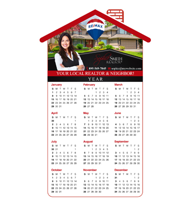 Remax Calendar Magnets | Remax Magnets, Remax Magnetic Calendars, Remax Calendar Magnet Templates, Remax Calendar Magnet Printing