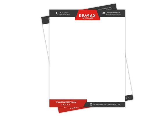 Remax Letterheads | Remax Remax Letterhead Templates, Remax Remax Letterhead designs, Remax Remax Letterhead Printing, Remax Letterhead Ideas