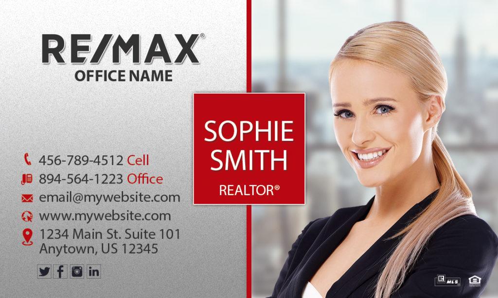 Remax Business Card Stickers | Remax Stickers, Remax Realtor Stickers, Remax Agent Stickers, Remax Office Stickers, Remax Broker Stickers
